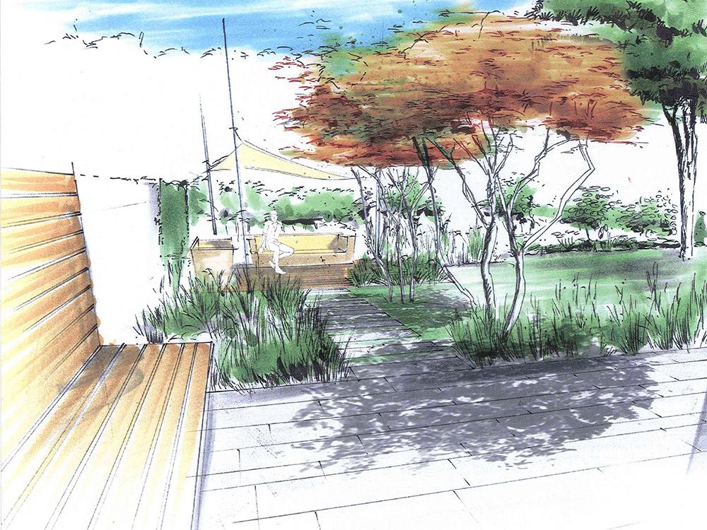 gartenplanung franke garten und landschaftsbau wiefelstede oldenburg. Black Bedroom Furniture Sets. Home Design Ideas