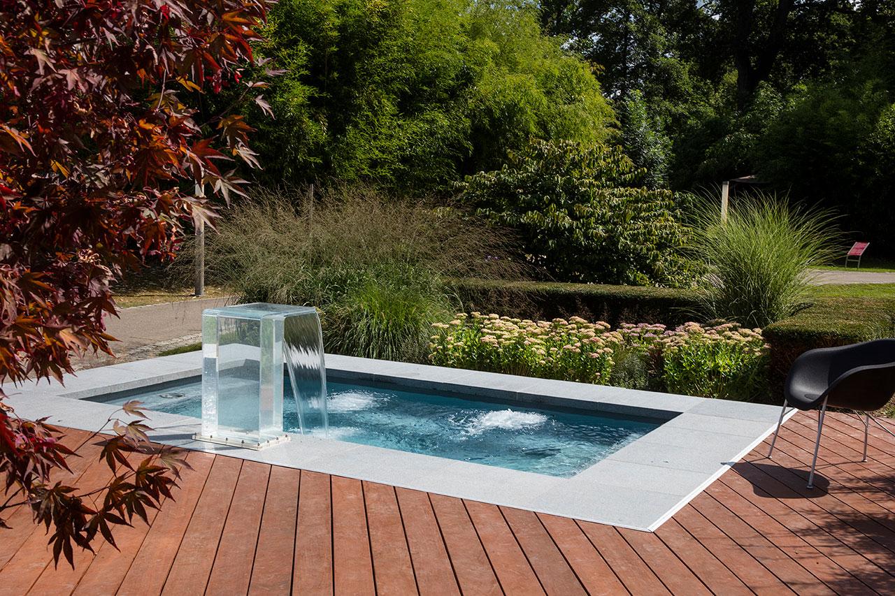 c side pools gartenpools swimmingpools whirlpools franke garten und landschaftsbau. Black Bedroom Furniture Sets. Home Design Ideas